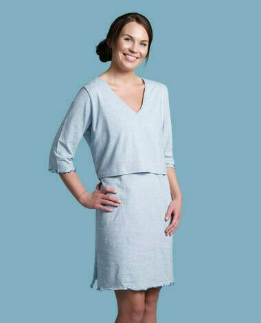 Carriwell Sarah Sleep Shirt