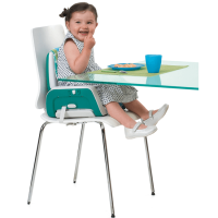 Chicco Mode Booster Seat at Table