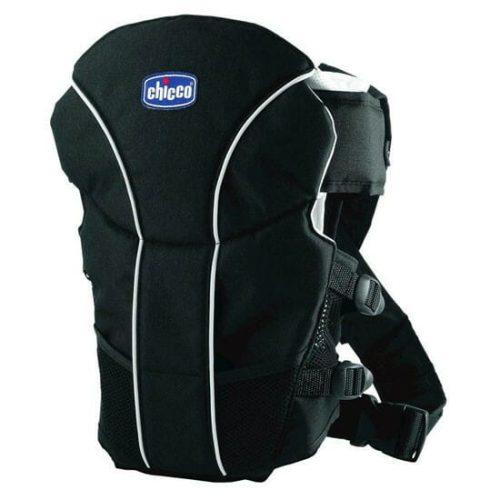 Chicco UltraSoft Infant Carrier Black