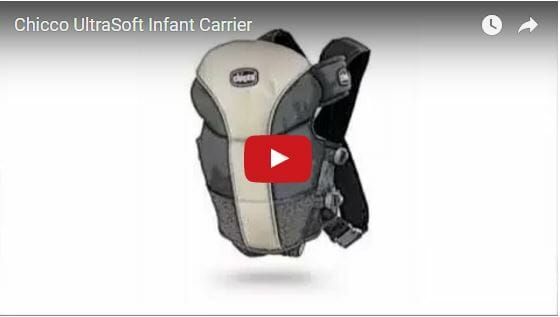 Chicco UltraSoft Infant Carrier