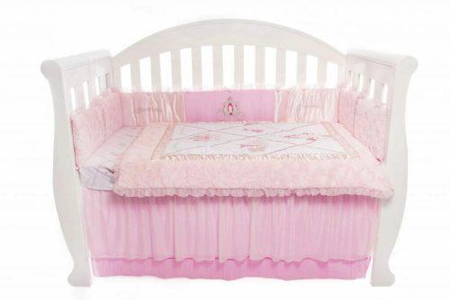 Ballerina Princess Toddler Bed