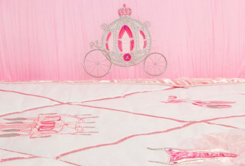 Amani Bebe Ballerina Princess Bumper