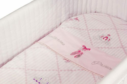 Amani Bebe Ballerina Princess 3pce Bassinet Sheet Set