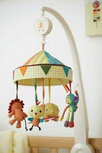 Cot Lights & Cot Mobiles