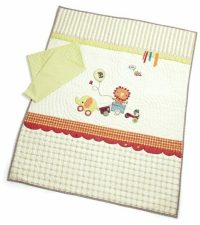 Mamas & Papas Jamboree Coverlet & Pillowcase