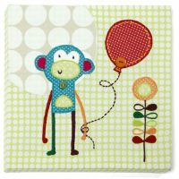 Mamas & Papas Jamboree Monkey Picture