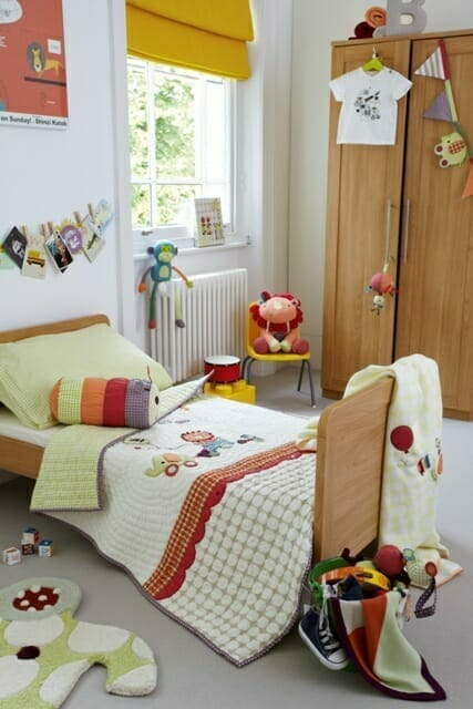 Mamas & Papas Jamboree Toddler Room