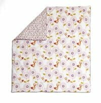 Mamas & Papas Patternology Bird Cotbed Quilt