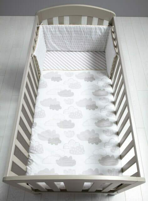 Mamas & Papas Patternology Cloud overhead