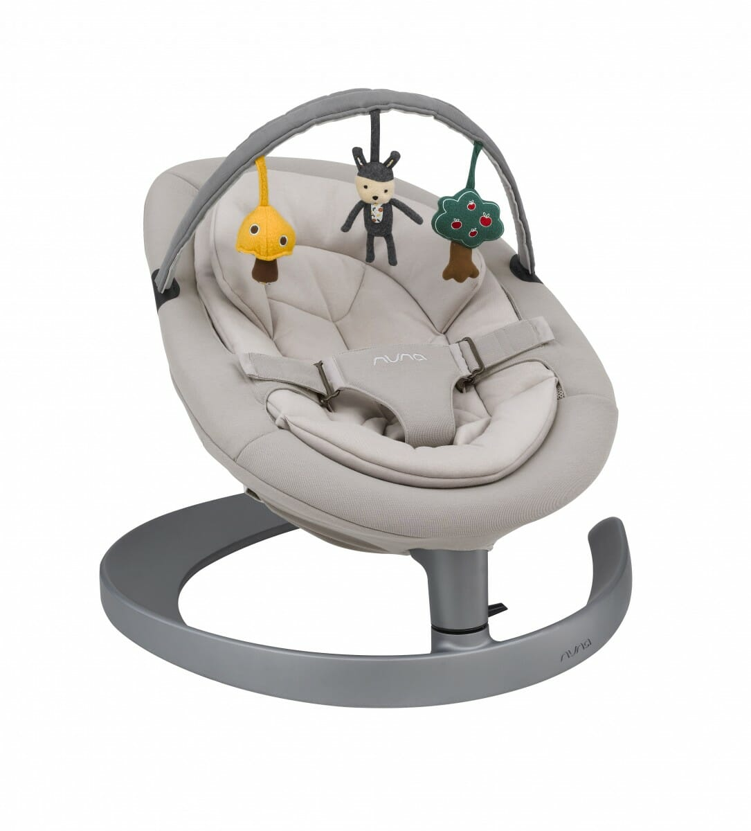 Nuna Leaf Toybar Reversible Dark