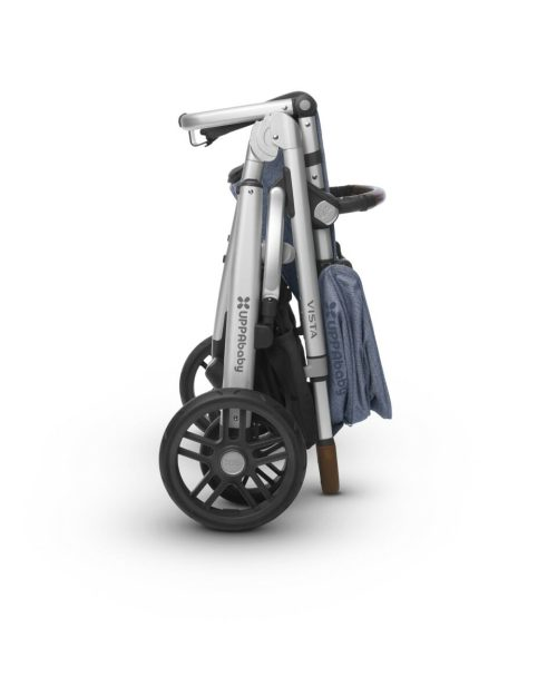 UPPAbaby Vista Stroller Henry Folded