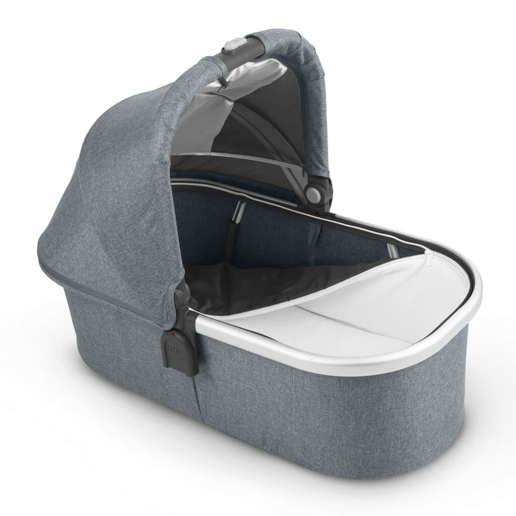 Uppababy V2 Bassinet Gregory Unzipped