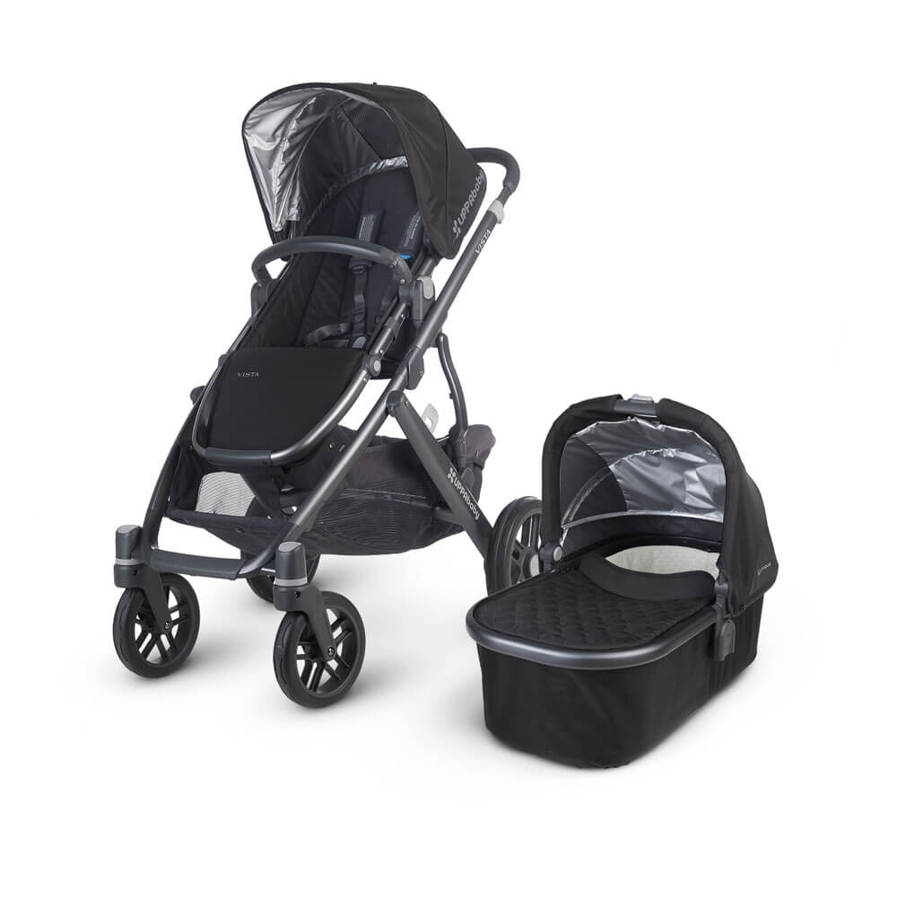 UPPAbaby CRUZ Stroller, Jake: $ This sells for $ on Amazon. UPPAbaby VISTA Stroller, Jake: $ This sells for $ on Amazon. UPPAbaby G-Luxe Stroller: $ This sells for $ on Amazon. The comments on the product page say these are the models.