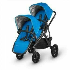 Uppababy Vista Rumble Georgie