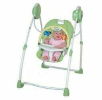 Safety 1st Winnie the Pooh All in One Swing