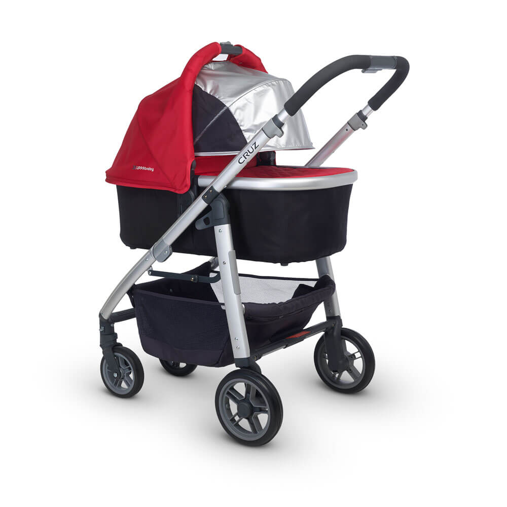 uppababy alta bassinet on Alta