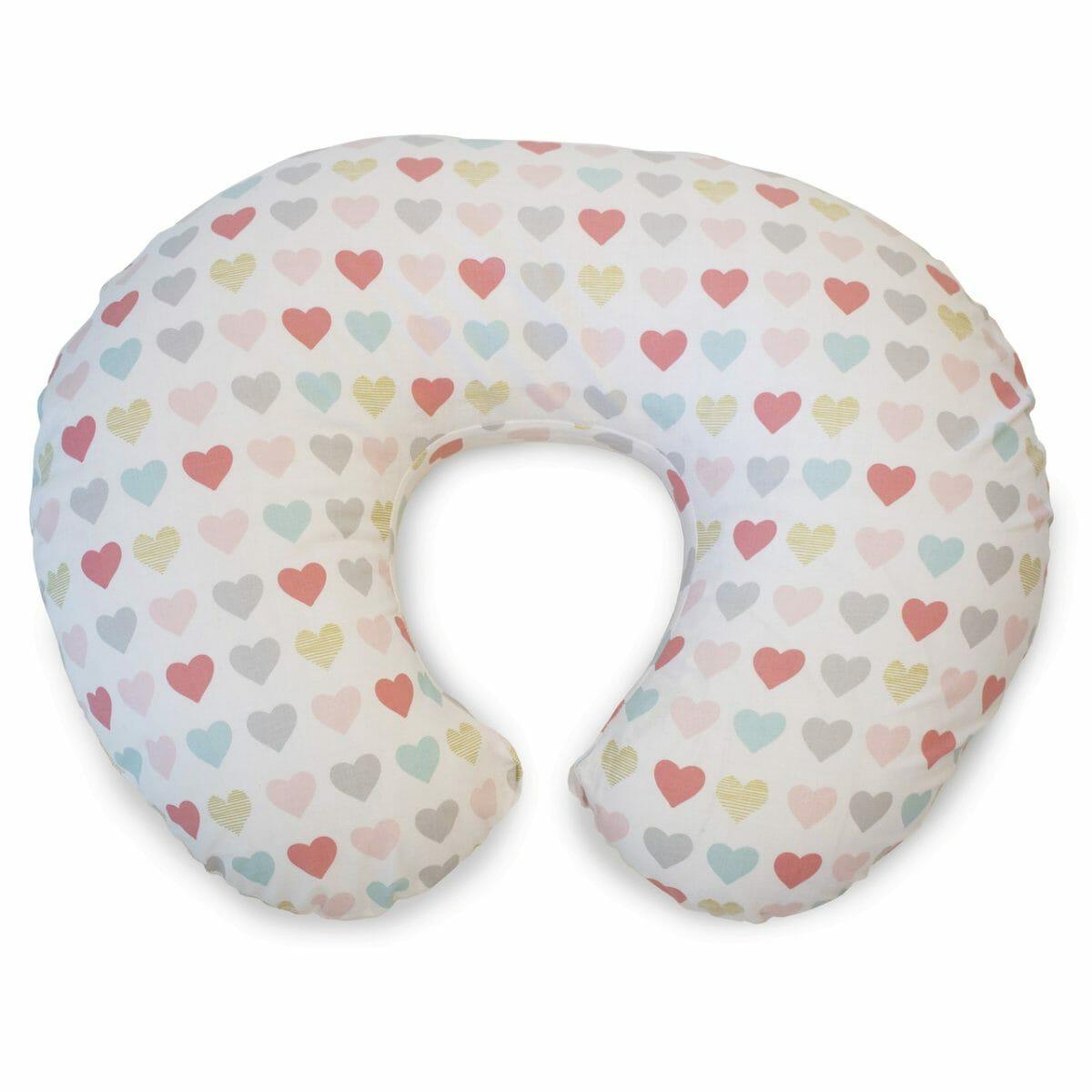 Boppy Pillow Hearts