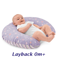 Boppy Pillow Layback