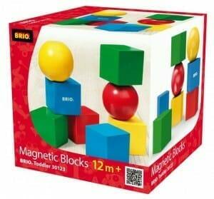 Brio Magnetic Building Blocks Packaging