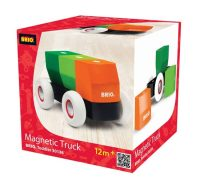 Brio Magnetic Stacking Truck Packaging
