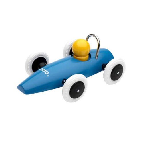 Brio Race Car Blue