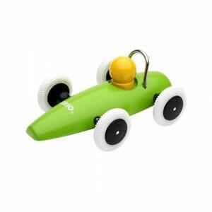Brio Race Car Green