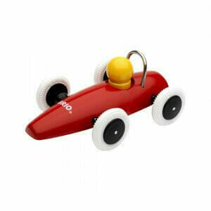 Brio Race Car Red