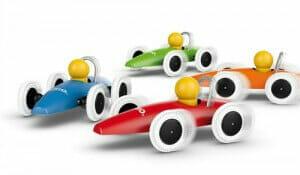 Brio Race Cars