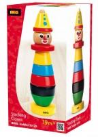 Brio Stacking Clown Packaging