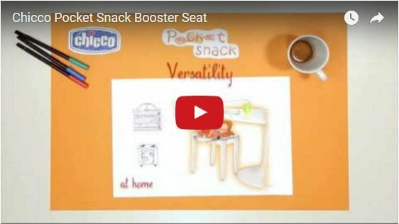 Chicco Pocket Snack Video