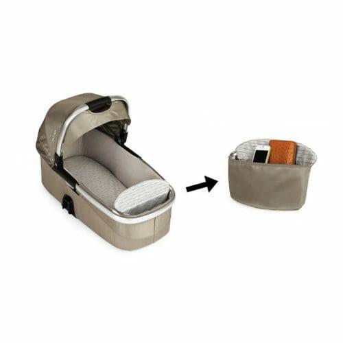 Nuna Ivvi Safari Carrycot Storage Compartment