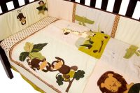 Amani Bebe Wild Things 5 Piece Bedding Set
