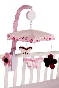 Amani Bebe Ballerina Princess Cot Mobile