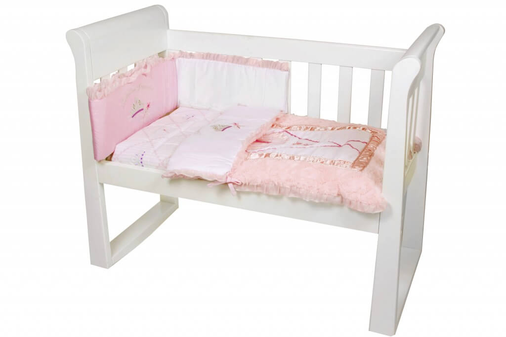 Amani Bebe Ballerina Princess 3pce Cradle Set