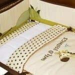 Amani Bebe Wild Things 3 Pce Cradle Set