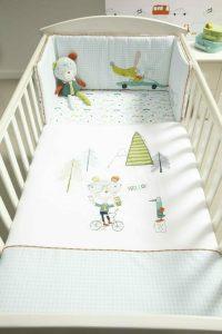 Mamas & Papas Pixie & Finch - Boys Quilt