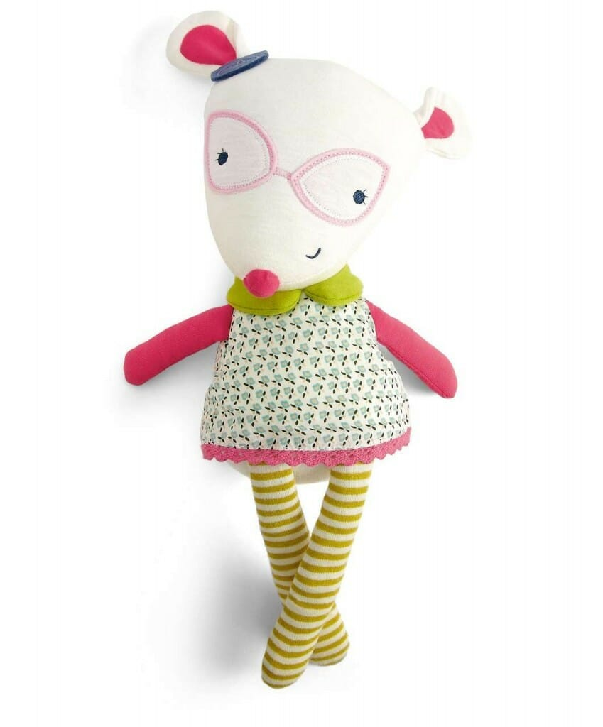 Mamas & Papas Pixie & Finch - Soft Chime Toy - Pixie