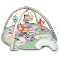 Skip Hop Treetop Friends Activity Gym Grey Pastel