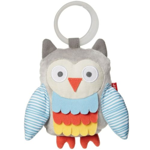 Skip Hop Treetop Friends Activity Gym Grey Pastel Owl