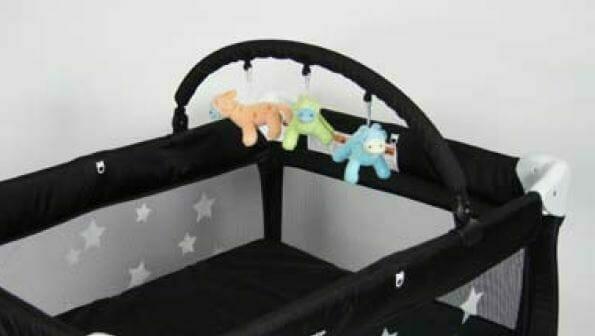 Babyhood Bambino Dormire Toy Bar