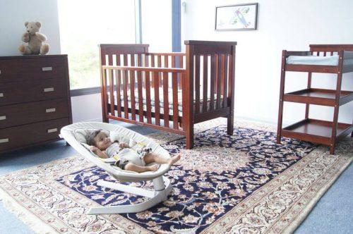 Babyhood Milano Cot Package Deal 6 Piece