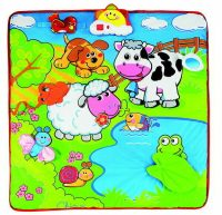 CHICCO Singing Animals Playmat