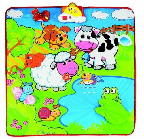 CHICCO Singing Animals Playmat