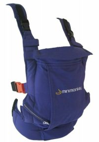 Minimonkey Baby Carrier Purple