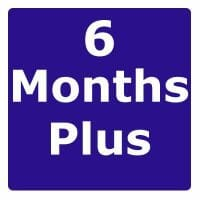 6 Months Plus