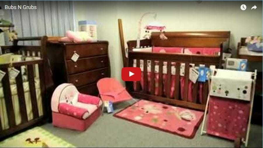Bubs n Grubs Brisbane Baby Shop Video