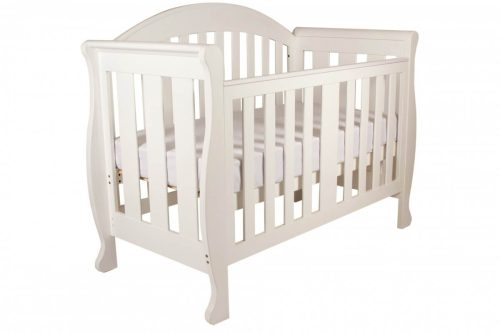 Babyhood Grow With me Sleigh Cot