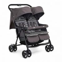 Joie Aire Twin Dark Pewter