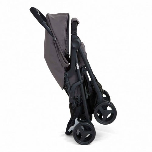 Joie Aire Twin Dark Pewter Folded