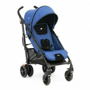 Joie Brisk LX Stroller Royal Blue Front